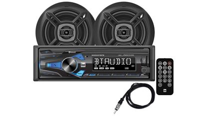 Picture of DUAL BLUETOOTH W/2SPKRS BLK