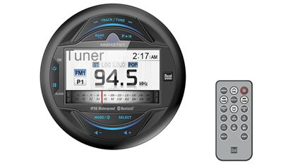 "Picture of DUAL 3"" GAUGE BLUETOOTH RADIO"