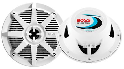 "Picture of BOSS 5.25"" SPEAKERS WHITE"