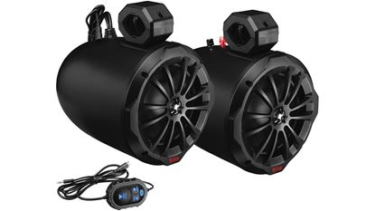 "Picture of BOSS 8"" AMPLIFIED SPEAKER PODS"