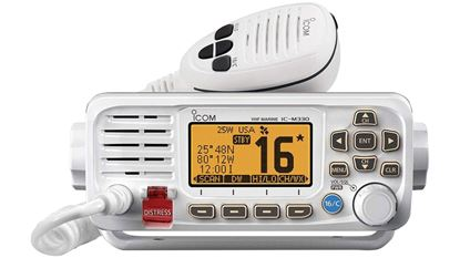 Picture of ICOM VHF FIXED MOUNT WHITE