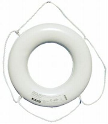 Picture of CALJ BUOY RING 20IN WHT