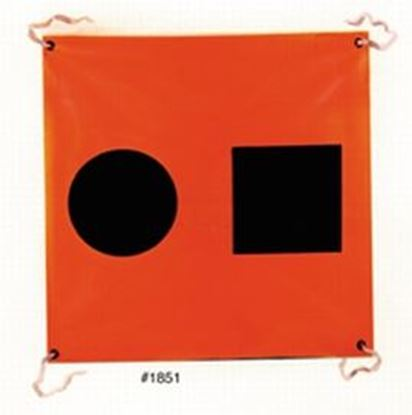 Picture of CALJ FLAG SOS