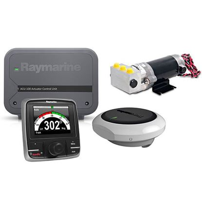 Picture of RAYM EV-100 POWER PILOT