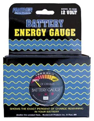 Picture of MASY PANEL MOUNT BATTERY GAUGE