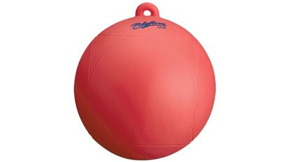 Picture of POLY WATERSKI BUOY RED