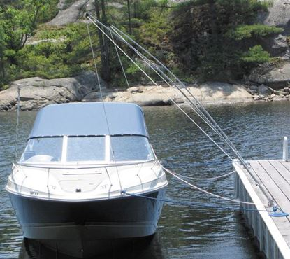 Picture of DOCK MOORING WHIP 8FT PREM