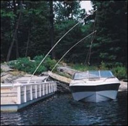 Picture of DOCK MOORING WHIP 14FT PREM