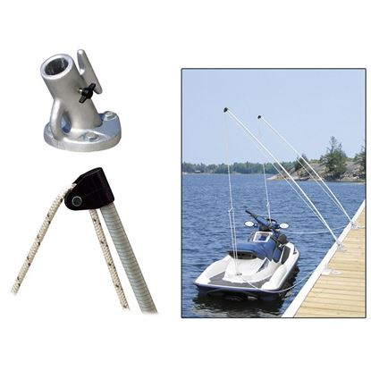 Picture of DOCK MOORING WHIP 12FT