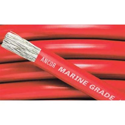 Picture of ANCO CBL #8 RED 25 FT