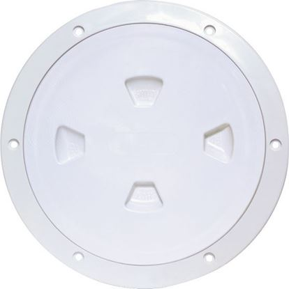 Picture of BECK 8INWHITE DECK PLATE