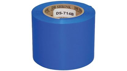 """Picture of DRSH BLUE PERSERVATION TAPE-4"""""""