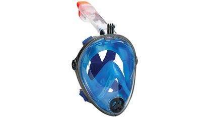 Picture of LEAD SNORKEL MASK BLU S/M