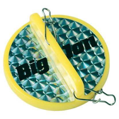 Picture of BIGJ MINI DIVER DISK YELLOW
