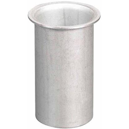 "Picture of MOEL DRAIN TUBE 6""X1""OD ALUM"