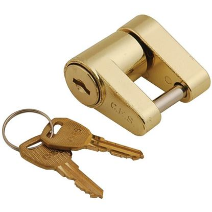 Picture of CESM LOCK COUPLER BRASS