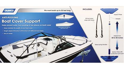 Picture of CAMC CAMCO BOATCOVR SUPPORT KIT