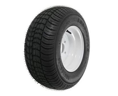 Picture of ATWC LD ST 205/65-10C 5-4.5 WHT