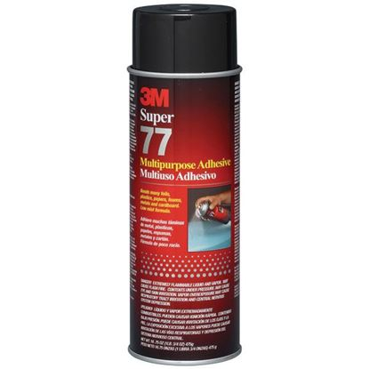 Picture of 3MCO ADHESIVE #77 SPRAY 16.75OZ