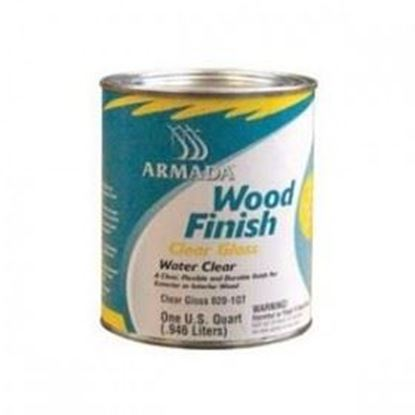 Picture of BLUW ARM WOOD FIN CLEARGLOSS GL