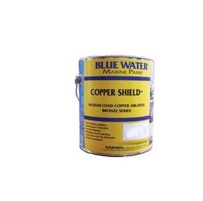 Picture of BLUW CPPR SHIELD 45HARD M BLKQT