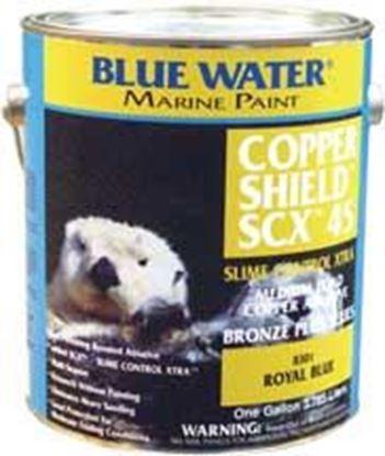 Picture of BLUW COPPER SHIELD 45 R BLU GL