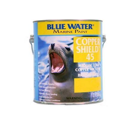 Picture of BLUW COPPER SHIELD 45 R BLU QT