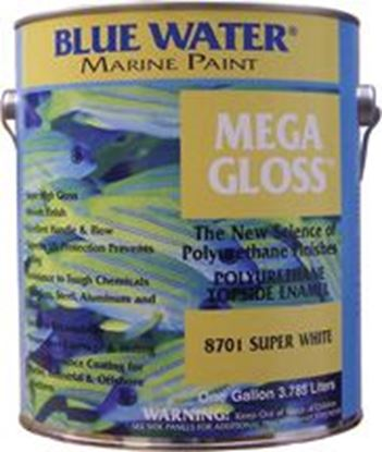 Picture of BLUW MEGA GLOSS BATTLESHIP GY