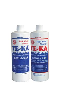 Picture of TRAV TEKA TEAK CLEAN 2 QT KIT