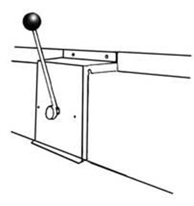 Picture of EZYG RIGGERS PAL-MOUNT BRACKET