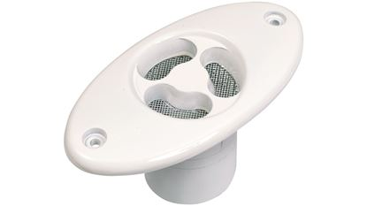 Picture of AQSI HORN DUAL WHT DUAL TONE