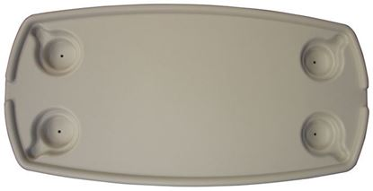 Picture of JETT 16x32 OVAL TABLE TOP WHITE
