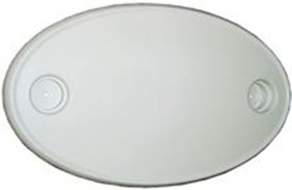 Picture of SPRI OVAL TABLE TOP-WHITE