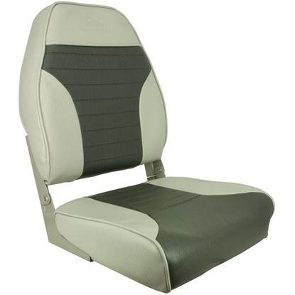 Picture of SPRI HIGH-BK BLD SEAT GREY/CHR