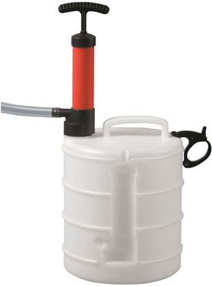 Picture of TRAC 7 LITR FLUID OIL EXTRACTOR