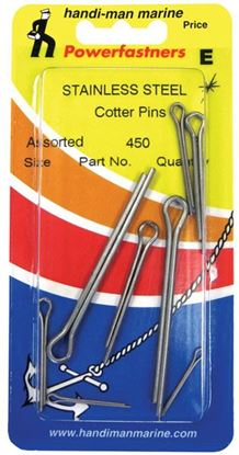 Picture of HAND COTTERPIN ASSORT
