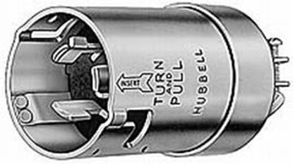Picture of HUBB PLUG 50A 250V