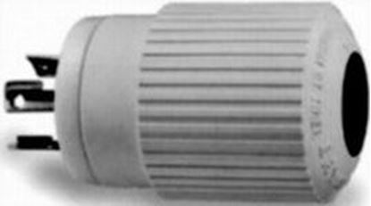 Picture of HUBB PLUG 30A NYL
