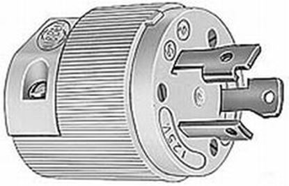 Picture of HUBB PLUG 30A SS