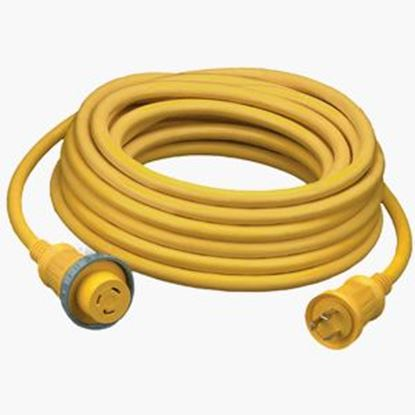 Picture of HUBB CABLE SET,25' 50A 125V