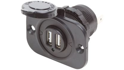 Picture of BLSE DUAL USB CHARGER SOCKET