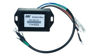 Picture of CDIE MERCERY SWITCH BOX