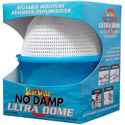 Picture of STBR NO DAMP ULTRA DOME