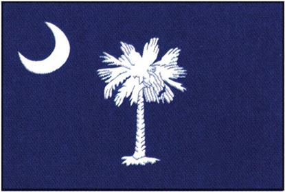 Picture of TAYL FLAG SOUTH CAROLINA