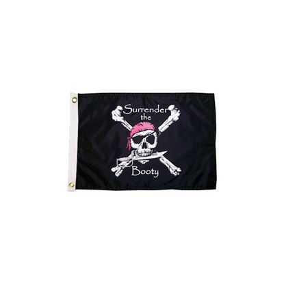 Picture of TAYL FLAG SURRENDER THE BOOTY
