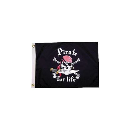 Picture of TAYL FLAG PIRATE FOR LIFE
