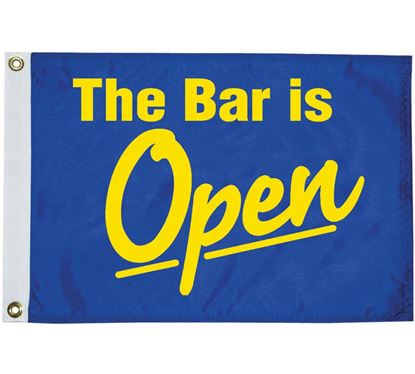 Picture of TAYL BAR IS OPEN