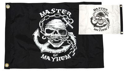 Picture of TAYL FLAG MASTER OF MAYHEM