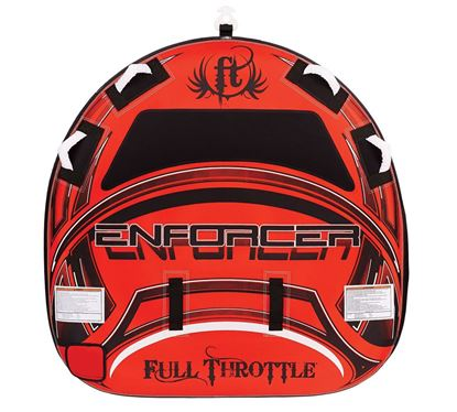 """Picture of FTHR TUBE ENFORCER 60"""" RED"""