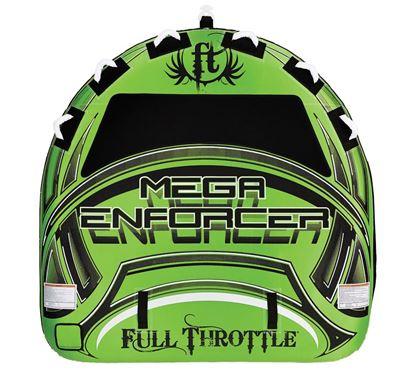 """Picture of FTHR TUBE MEGA ENFORCER 80"""" GRN"""